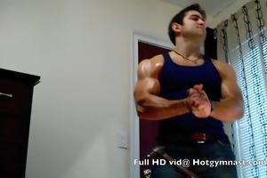 carpenter cum with muscle chap fantasy