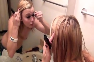 18 year old iowa gal heather first ever video