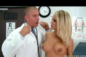 euro large tit blonde constricted youthful milf