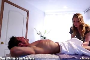 sweetsinner jessie andrews erotic massage session