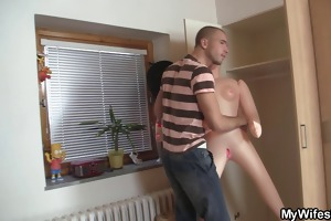 mother-in-law helps him feel more excellent