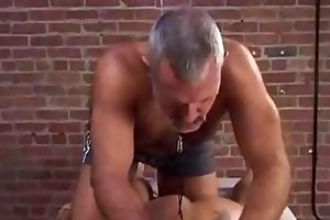 hariy daddy loves to humiliate