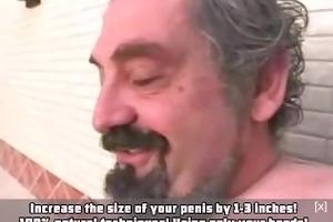old guy copulates a very hawt ebon legal age
