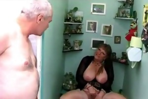 older french couple have sex with their son