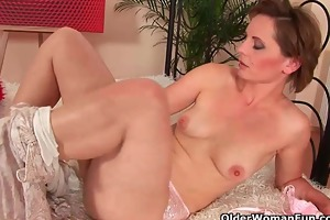 bored soccer mom needs his cock in her face hole
