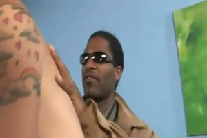 hawt youthful daughter get screwed hard by black
