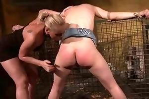 mistress kathia nobili punishing juvenile girl