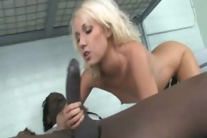 young daughter with wonderful ass drilled by a