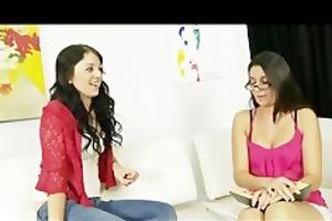 nikki daniels gets asks her mother for a blowjob