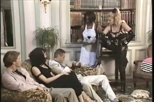 darksome maid gangbanged for her mistress