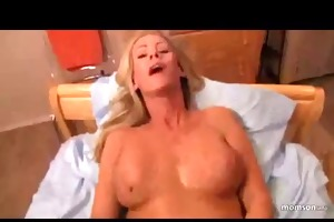 mother helps not her horny son out