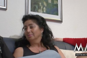 mmv films sex nanny watches a aged couple