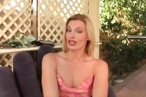 hot blond stepmom darryl hanah adopts willys cock