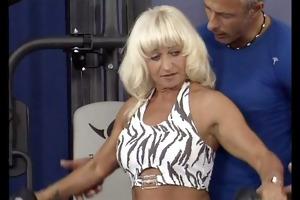 muscle mama sex