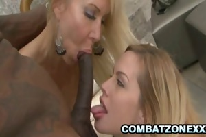 erica lauren - black dick on a mother &; not