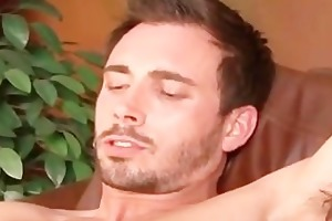 brothers sexy boyfriend acquires cock sucked part3