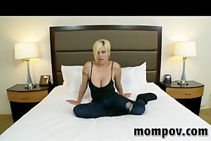 from talk show to porno big scones milf