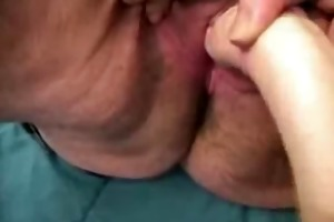 fatt unattractive old granny loves to masturbate