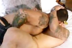 tatto dre gets fucked