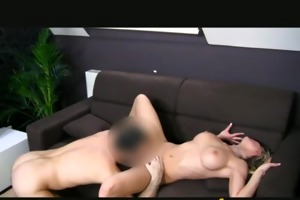casting - she is fell in love with his big bendy