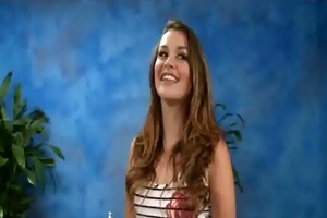 hot 18 year old girl gets drilled hard