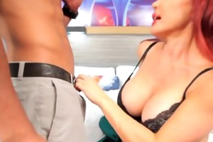 pornstarplatinum - hawt vanessa and big black cock