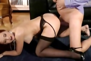 proper juvenile doxy enjoys fucking just for a