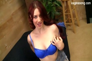 horny daughter doggy style anal