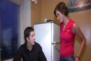boyfriend&#039 s girl drilled