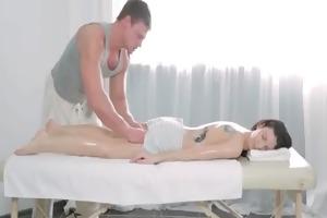 rouh sex after a gentle massage 26