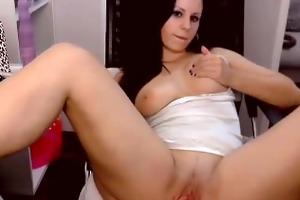 hot girl web camera show 40