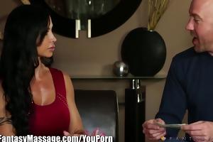 nuru massage member fantasy hot mama acquires