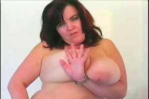obese d like to fuck teases and takes younger man