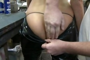 sexy milf gets drilled