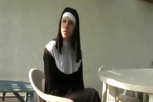sinful nun immoral and screwed