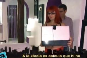 @amandaxes webcams reportaje canal 9