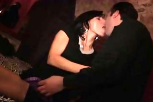 french beurette milf bettina anal sex in club
