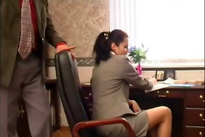 old fellows with teenies office sex compilation
