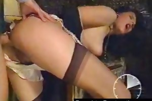 young beauty pounded hard by big schlong