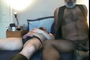 leather daddy camplay