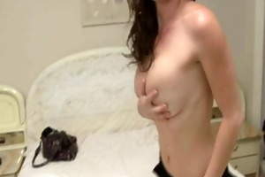 step daughter kymberly desires you to cum - joi