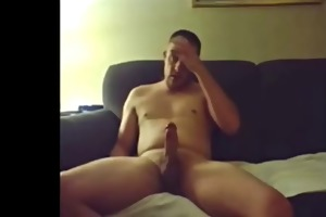 twink stoner feeds and breeds muscle dad cum