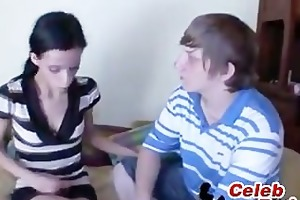 banging a slim legal age teenager