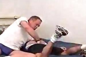 dad violates young twink
