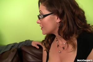 breasty d like to fuck goes after younger man