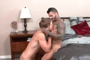 alex fucking three-some hunk up the anus part5