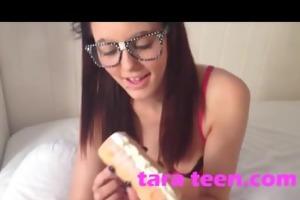 juvenile teen loves the ball cream