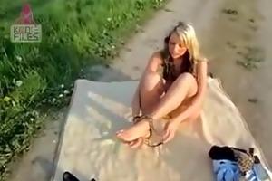 youthful german girl fuck in puplic