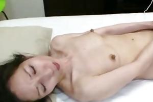 nobue toyoshima nippon granny wants juvenile dick