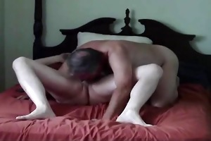 grand-dad likes to engulf dick of younger